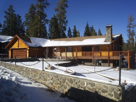 #010 Jaegerhaus (Hunter's House) - Image 1 - Big Bear Lake - rentals