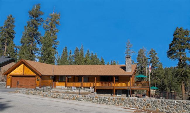 #010Jr  Jaegerhaus Junior Cabin - Image 1 - Big Bear Lake - rentals