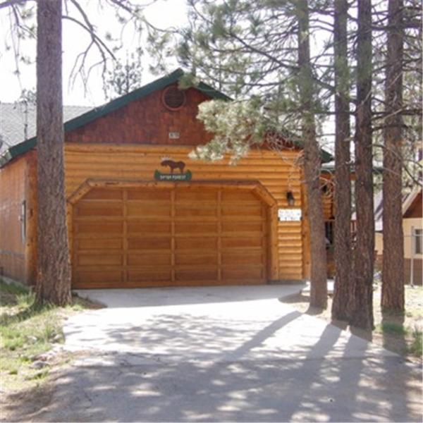 #019 Forest Lodge - Image 1 - Big Bear Lake - rentals