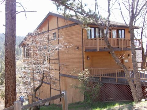#037 Bear Mountain Manor - Image 1 - Big Bear Lake - rentals