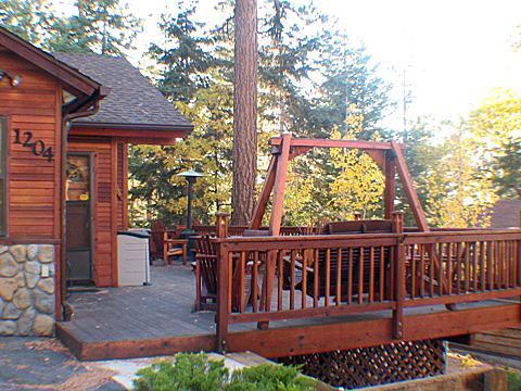 #047 Aspen Hideaway - Image 1 - Big Bear Lake - rentals