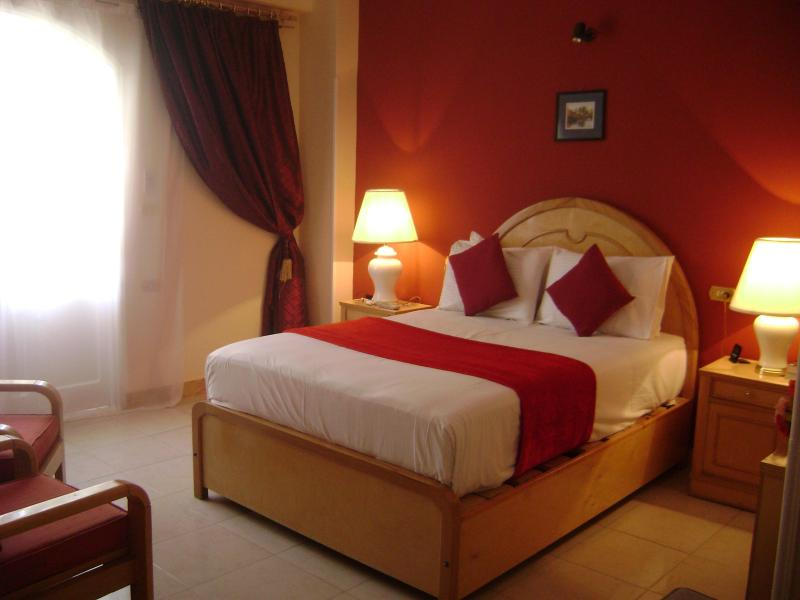ensuit Bedroom - Jewel Of The Nile Villa/Apa - Luxor - rentals