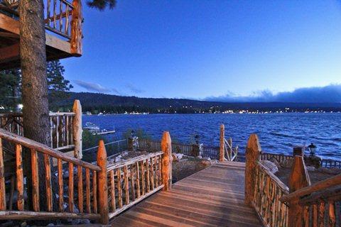 #018 Lakefront Chateau at Eagle's View - Image 1 - Big Bear Lake - rentals