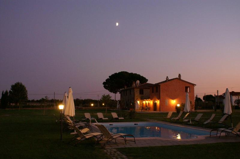 Villa Manciano Vacation Rental at Il Fienile - Image 1 - Castiglion Fiorentino - rentals