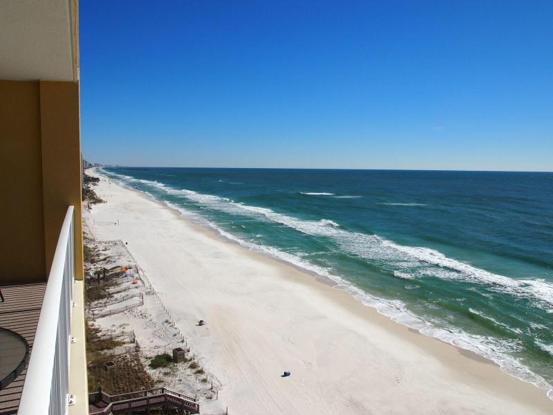 Family Friendly; Gulf front; 2/2 at Tropic Winds! - Image 1 - Panama City Beach - rentals