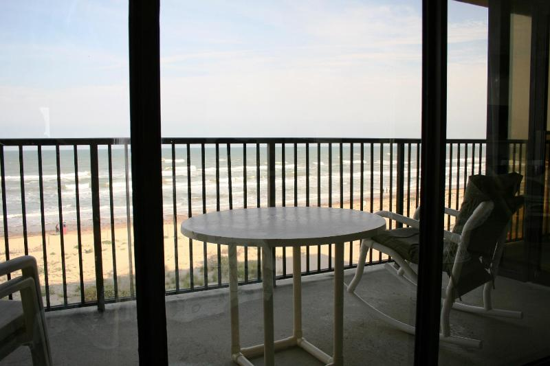 Beach/Ocean View From Master Bedroom - Beachfront 4th Floor, Unbelievable Views!!! - South Padre Island - rentals