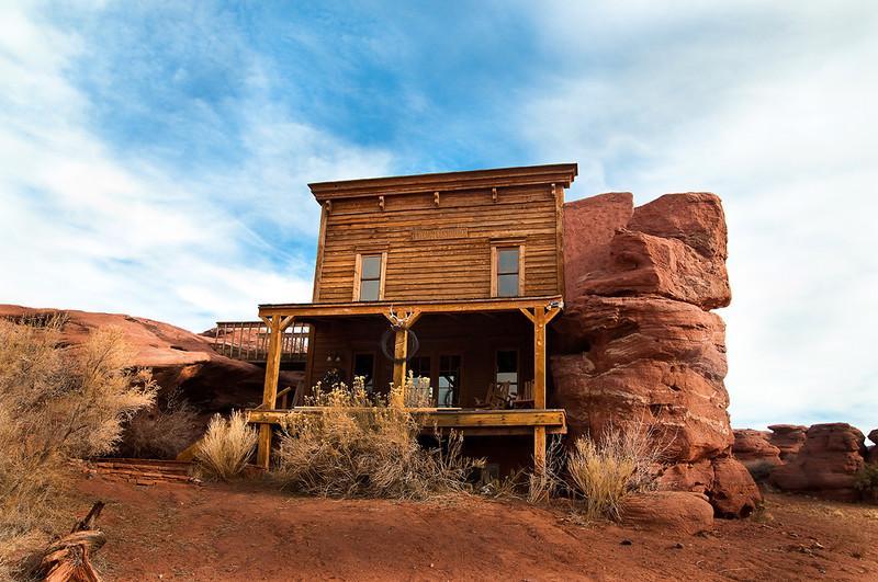 Hauer Rock House - Hauer Rock House - Moab - rentals