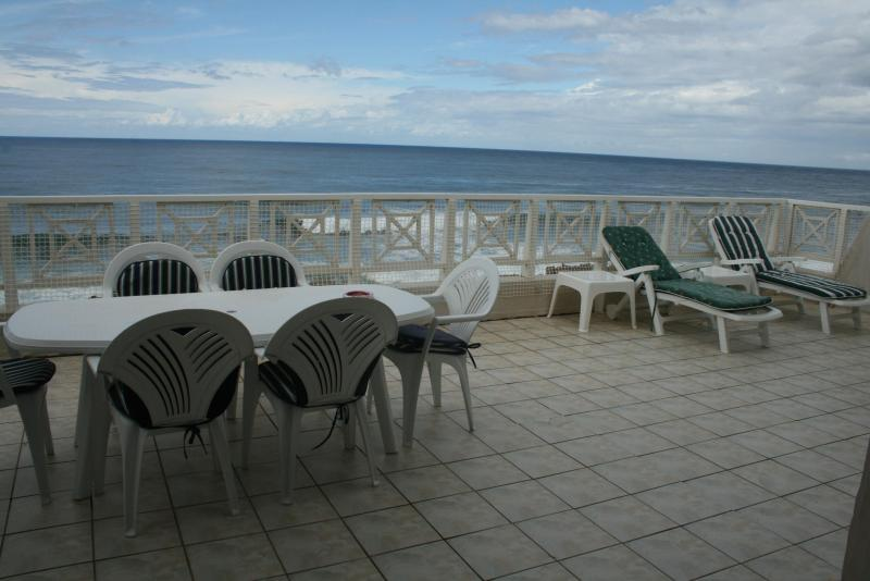 Fully equipped balcony - South Africa's best on beach/close to Nature parks - Ramsgate - rentals