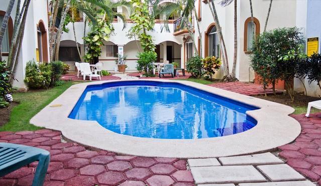 Stay and relax. - Cozy Condo Playa del Carmen Center by Supermarket - Playa del Carmen - rentals