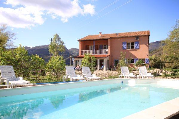 Villa Le Rêve - Comfortable Villa for holiday in the Provence - Lachau - rentals