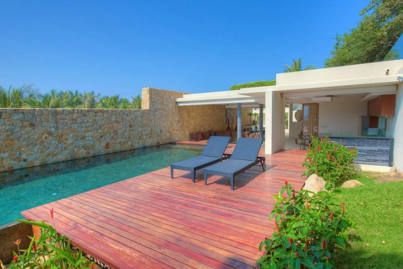 Villa 92 - Unique and Stylish with Sea Views - Image 1 - Koh Samui - rentals