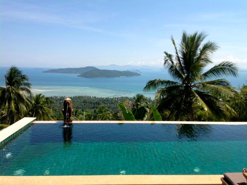To Infinity & beyond! - Villa Taling Ngam, Amazing Sea View - Taling Ngam - rentals