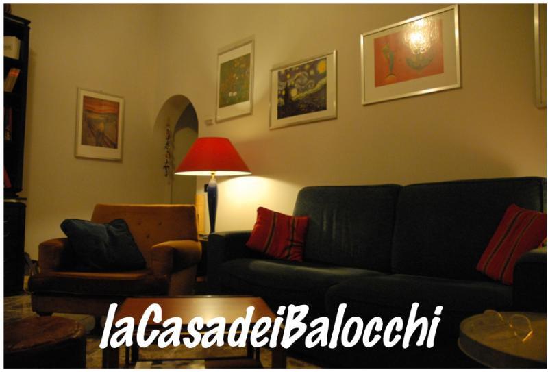 CASADEIBALOCCHI HOLIDAYAPARTMENT - Image 1 - Palermo - rentals