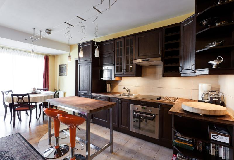 2bdr Trinity Apartment in the Jewish Quarter - Image 1 - Krakow - rentals