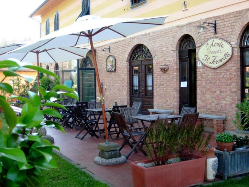 Entrance - Fabulous Bed and Breakfast Near Lucca, Pisa, Pistoia and Florence - Altopascio - rentals