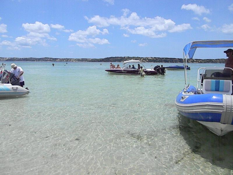 Lagoons beach 500m away - Tenda Tora - Mozambique - rentals