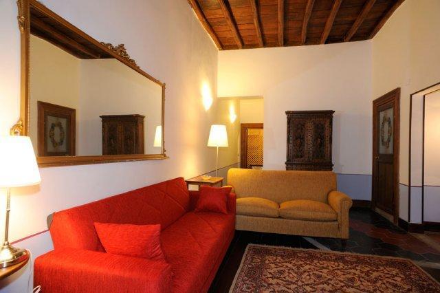 Living room - Rome Accommodation Baullari II - Rome - rentals