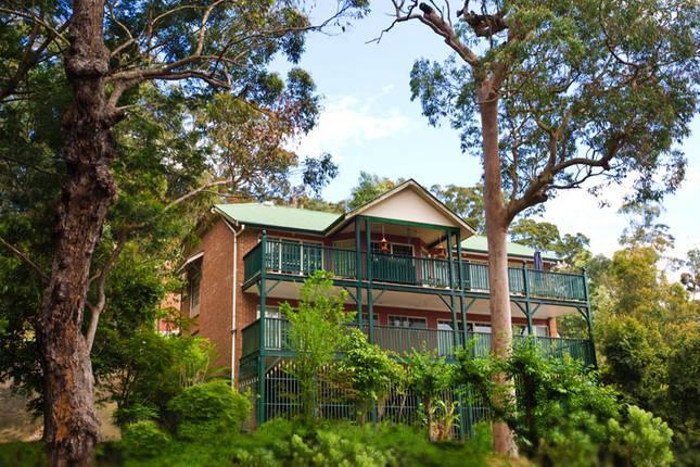 Kookaburra Lodge Retreat Bed and Breakfast - Image 1 - Bowen Mountain - rentals