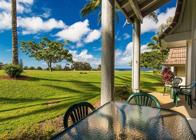 10% off March & April!! Puamana 12A, Golf Course, Mountain & Ocean Views! - Image 1 - Princeville - rentals