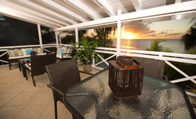 Bora Bora Upper at St. James, Barbados - Beachfront, Walk To Restaurants, Short Drive To Shopping - Image 1 - Saint James - rentals