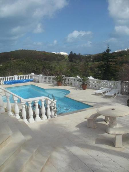 C88. Large Villa with Heated Pool and Water Views - Image 1 - Bermuda - rentals