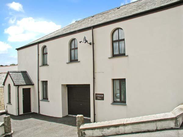ST. ANDREWS HALL, detached house, en-suite, terraced garden in Calstock, Ref 22508 - Image 1 - Calstock - rentals