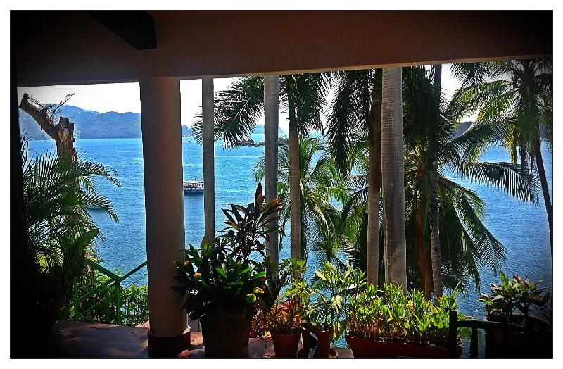 Your view from your door. - SPECIAL MANSION VILLA ~ With CHEF & Bar Tender - Acapulco - rentals