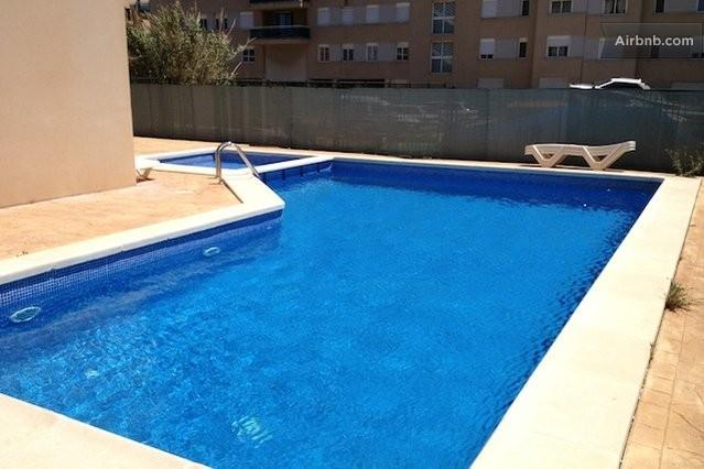Luxury flat in Playa den Bossa with 4 rooms,aircon - Image 1 - Ibiza - rentals