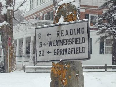 Sceanic Surroundings - PET-FRIENDLY VILLAGE HOME near Okemo, Woodstock - Reading - rentals