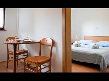 Sjeverni ( 2 ): dining room - 6003 Sjeverni ( 2 ) - Seget Vranjica - Seget Vranjica - rentals