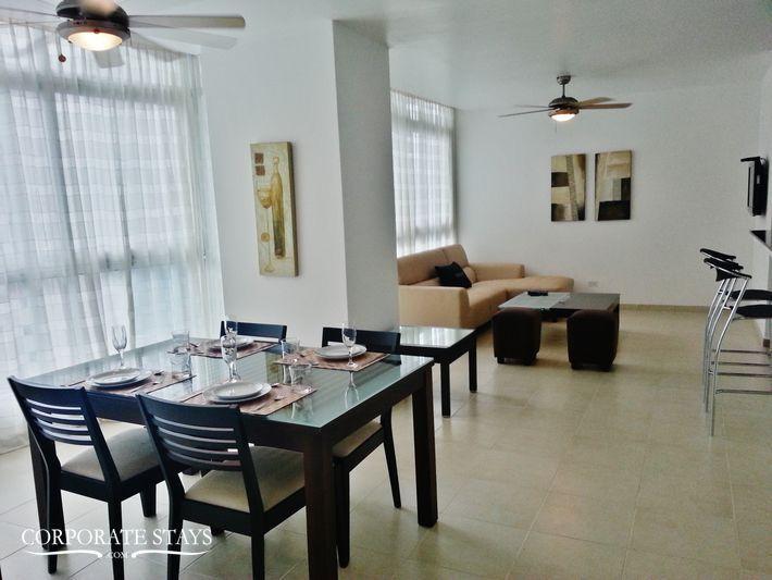 Panama City Calipso Bay 1BR Corporate Home - Image 1 - Panama City - rentals