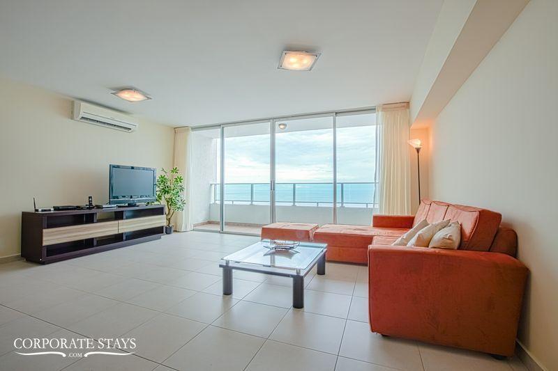 Panama City San Francisco Ocean 3BR Vacation Flat - Image 1 - Panama City - rentals