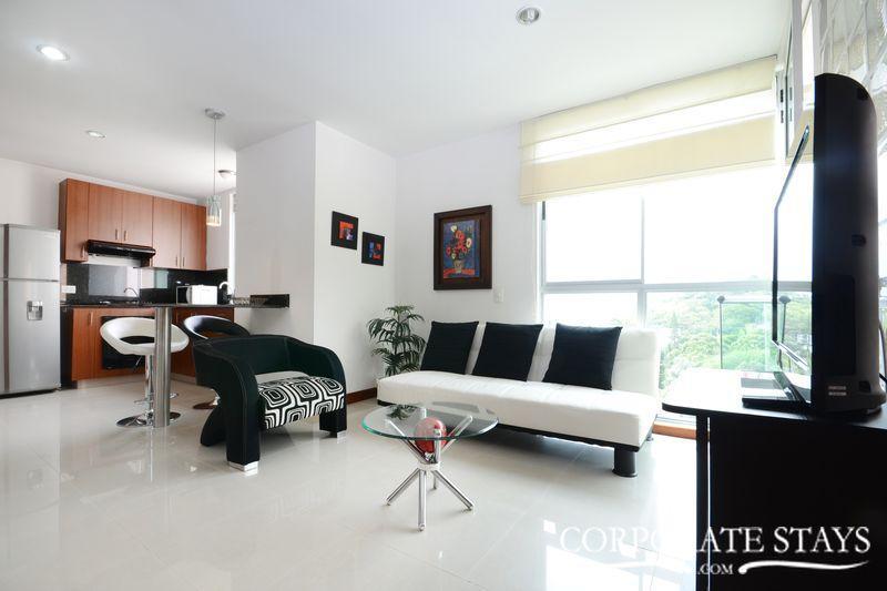 Lleras | Luxury Loft | Medellin, Poblado - Image 1 - Medellin - rentals