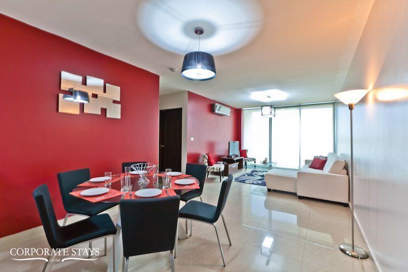 Panama City Paitilla Cherry 2BR Furnished Rental - Image 1 - Panama City - rentals