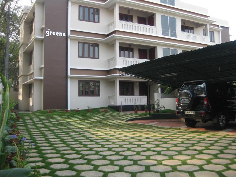 The Greens Residences - Image 1 - Kochi - rentals