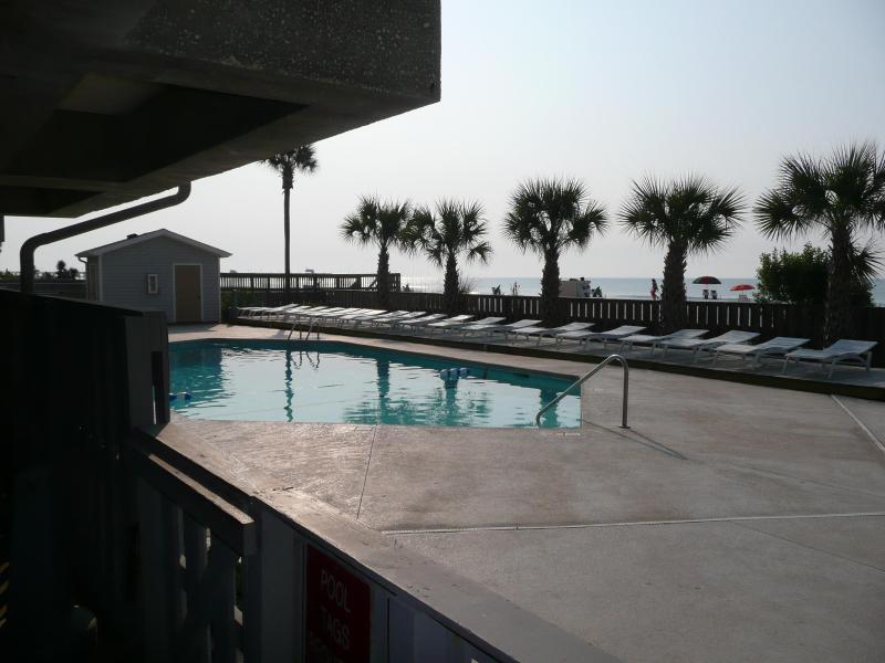 Ocean front of Pelicans Landing - Pelicans Landing Oceanside Myrtle Beach Vacation Rental - Myrtle Beach - rentals