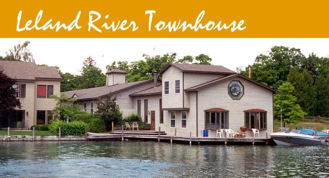 Leland River Townhouse - Image 1 - Leland - rentals
