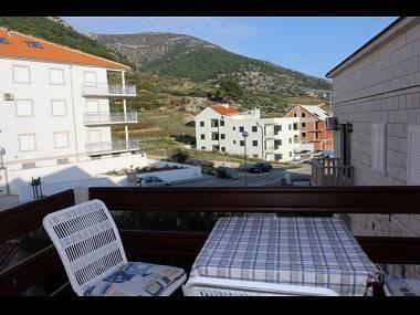 A8(3): balcony - 6075  A8(3) - Bol - Bol - rentals