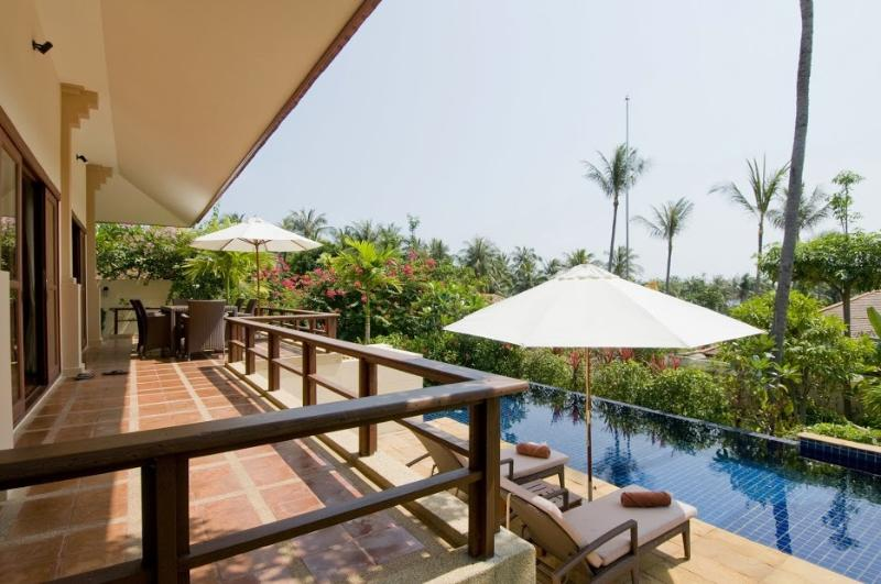 Villa 51 - Walk to Beautiful Choeng Mon Beach - Image 1 - Surat Thani - rentals