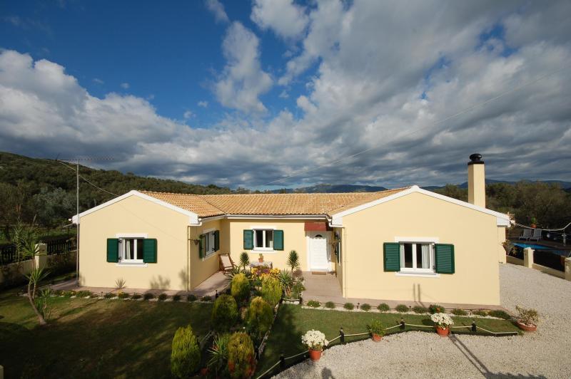 Villa Madeleine - Image 1 - Corfu - rentals