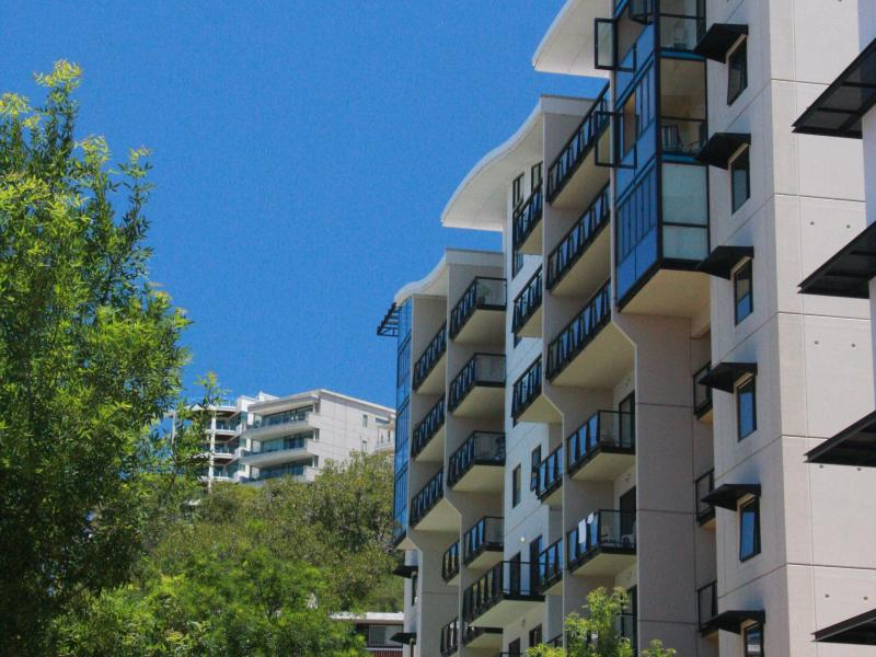 Apartment Complex - Acacia on Mounts Bay - Perth - rentals