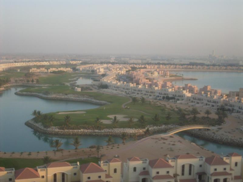 Royal Breeze partitioned studio with sea veiws - Image 1 - Ras Al Khaimah - rentals