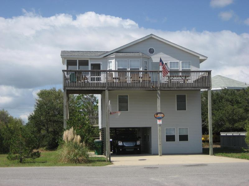 Front - Very Short Walk to Beach,HUGE Priv.Pool & Hot Tub - Corolla - rentals