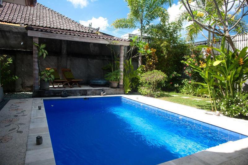 Swimming pool - 2BR Seminyak Villa SILVIANA near KuDeTa - Seminyak - rentals