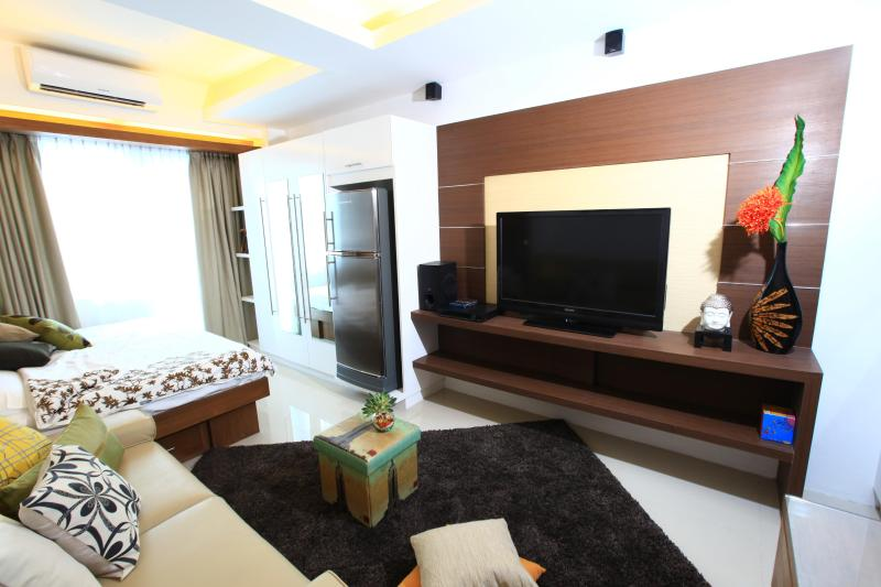 interior-designed units - Fully furnished condo units - Pasay - rentals