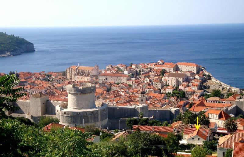 Casa Toni - location - CASA TONI DUBROVNIK - STUDIO - Dubrovnik - rentals