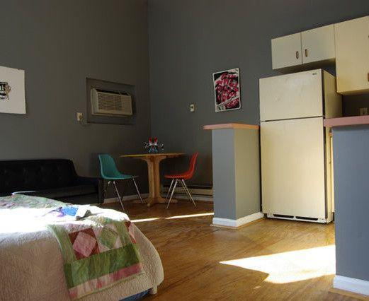 Cherokee Street studio - Furnished Cherokee Street studio w/ parking & WiFi - Saint Louis - rentals