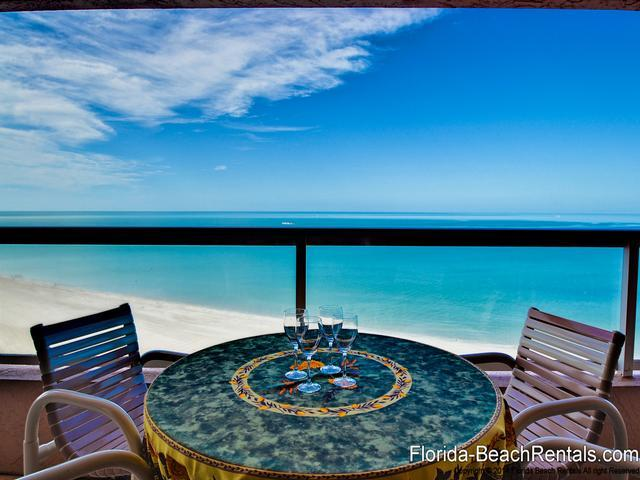 Crescent Beach Club  14B Beachfront Condo - Image 1 - Clearwater Beach - rentals