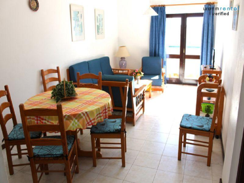 Dining / Living Room  - Cisco Blue Apartment - Portugal - rentals