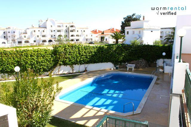 Swimming Pool View - Cisco Brown Apartment, Oura, Albufeira - Portugal - rentals